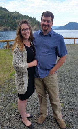 Melinda and Jason McGrath